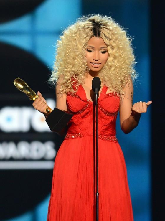 Nicki Minaj 2013 : Nicki Minaj at the 2013 Billboard Music Awards -17