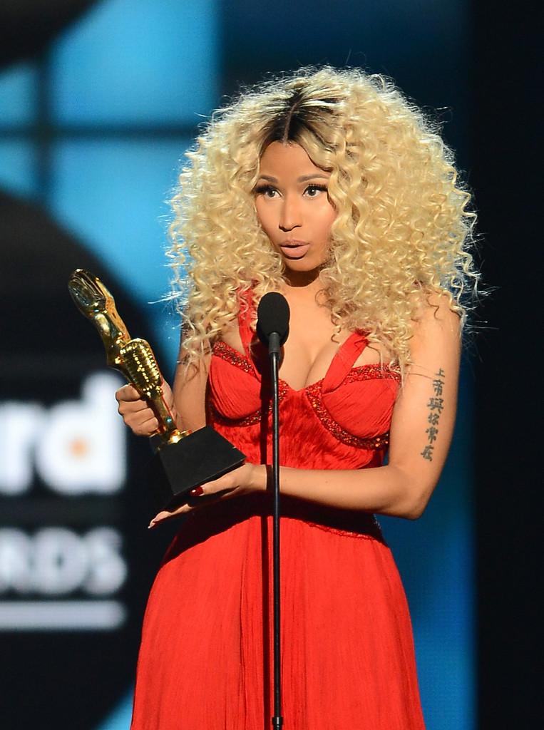 Nicki Minaj 2013 : Nicki Minaj at the 2013 Billboard Music Awards -25