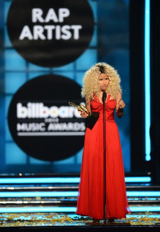 Nicki Minaj 2013 : Nicki Minaj at the 2013 Billboard Music Awards -27
