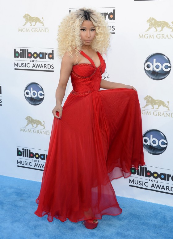 Nicki Minaj 2013 : Nicki Minaj at the 2013 Billboard Music Awards -45