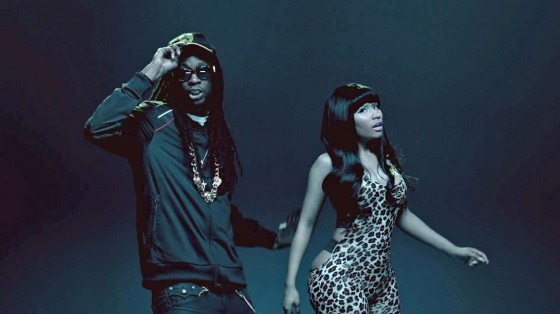 Nicki Minaj – Beez in the Trap-23