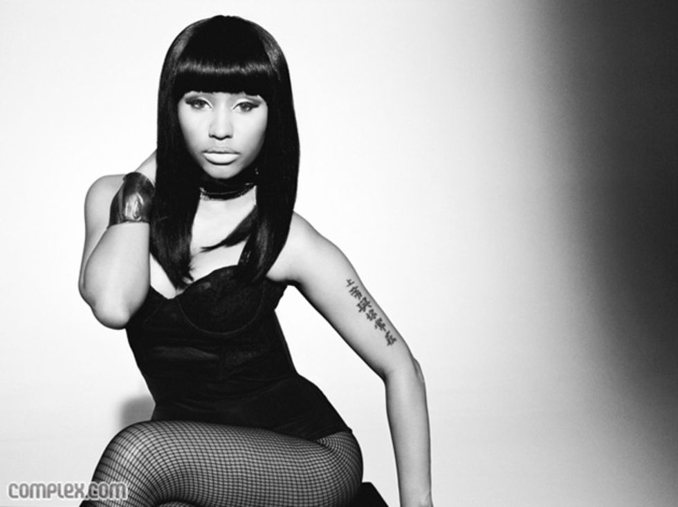 Nicki Minaj - Complex Magazine Photoshoot Oct/Nov 2010 ...