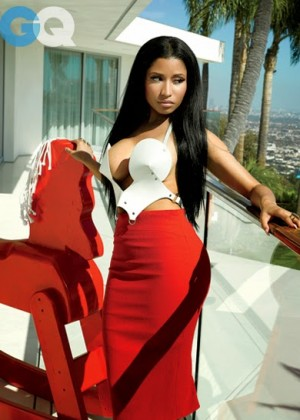 Nicki Minaj - GQ Magazine (November 2014)