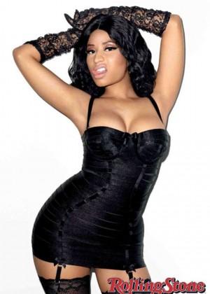 Nicki Minaj - Rolling Stone Magazine (January 2015)