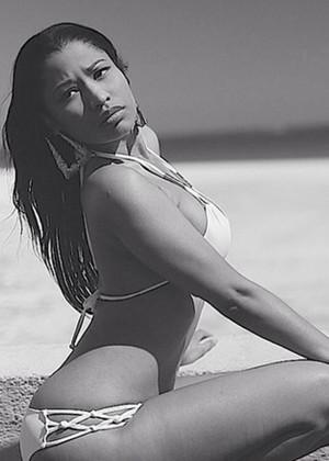 Nicki Minaj Bikini Photos: 2014 Cabo San Lucas -01