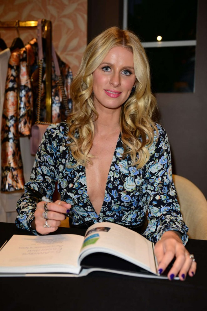 """Nicky Hilton - """"365 Style"""" Book Signing at The Webster in Miami"""