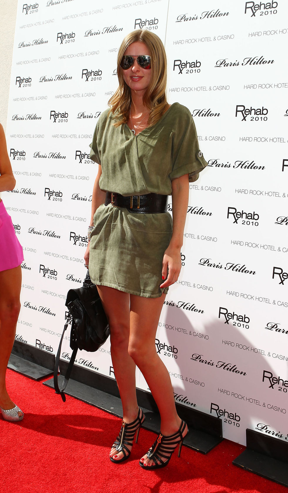Nicky Hilton 2010 : nicky-hilton-leggy-candids-at-the-ultimate-daytime-pool-party-in-las-vegas-03