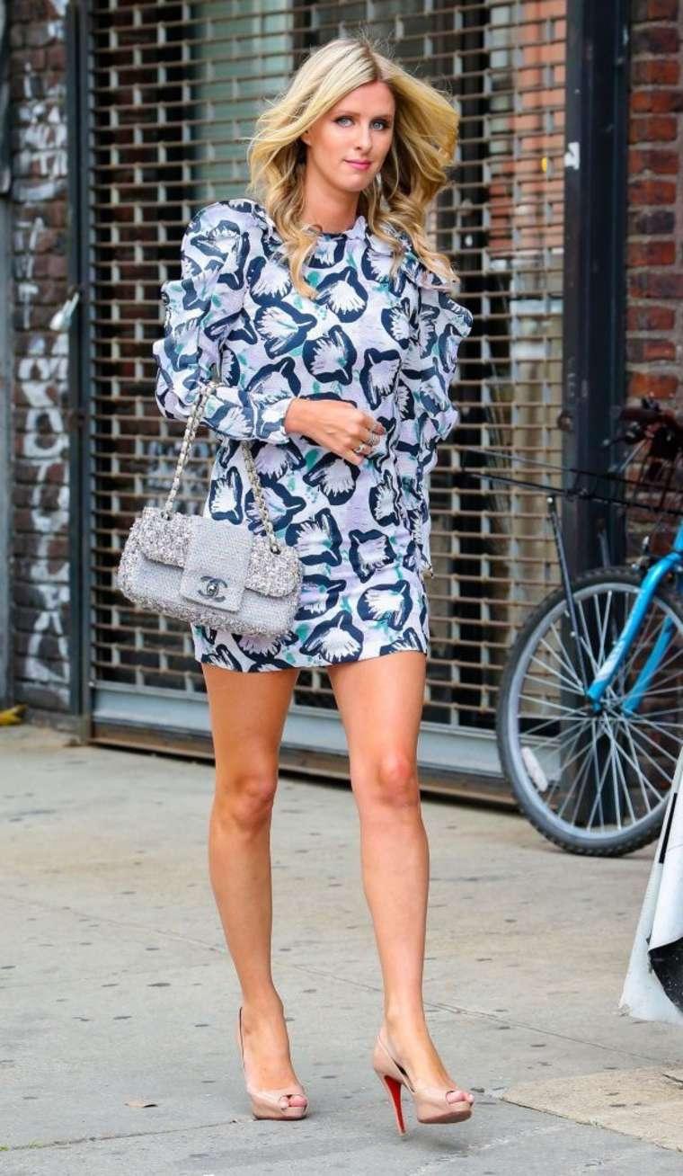 Nicky Hilton 2014 : Nicky Hilton in Short Dress -04
