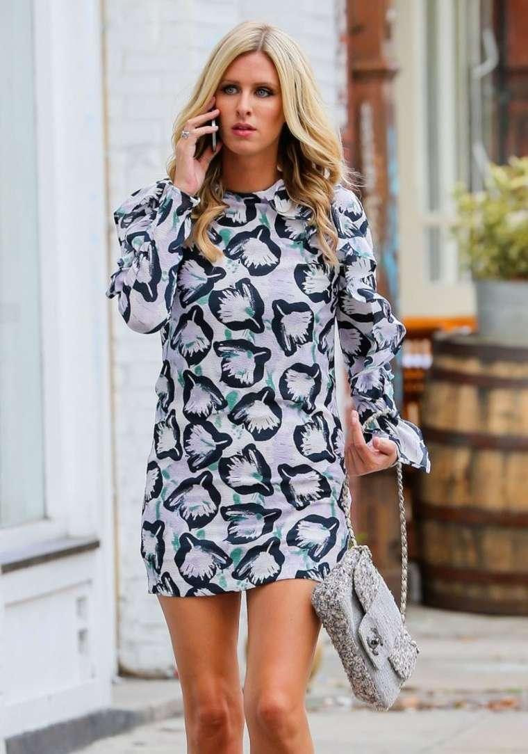 Nicky Hilton 2014 : Nicky Hilton in Short Dress -07