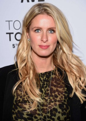 Nicky Hilton - Topman Flagship Opening Dinner in NYC