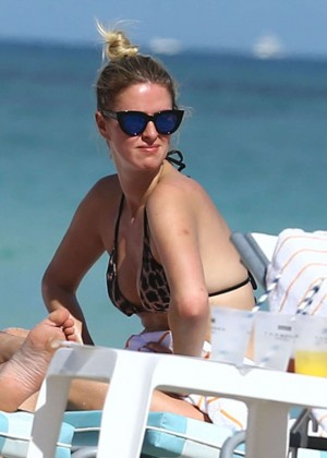 Nicky Hilton bikini photos 2014-10