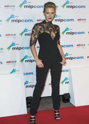 Nicky Whelan - 2014 MIPCOM Opening Party -03