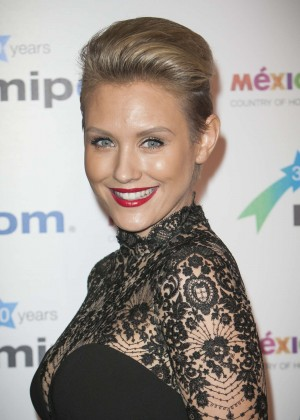 Nicky Whelan - 2014 MIPCOM Opening Party -05