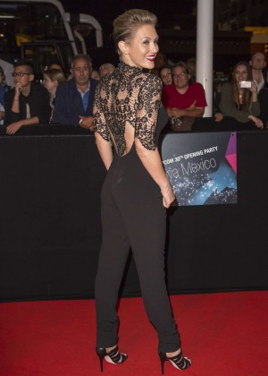 Nicky Whelan - 2014 MIPCOM Opening Party -07