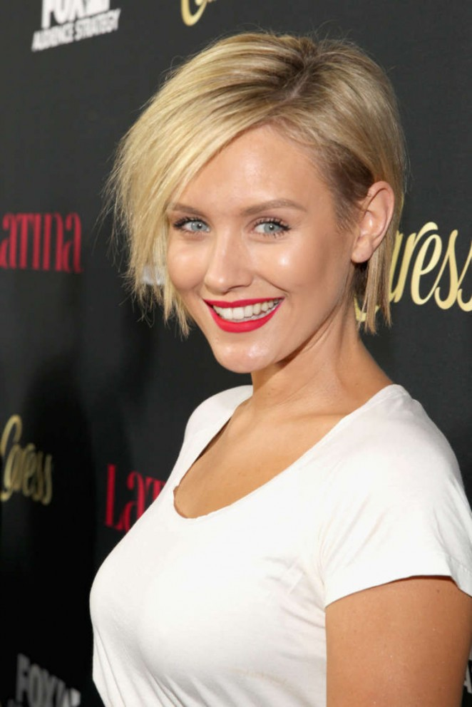 """Nicky Whelan - Latina Magazine's """"Hollywood Hot List"""" Party in West Hollywood"""