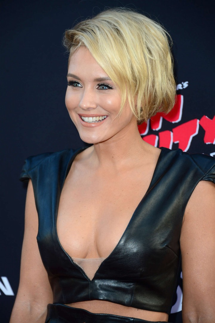 "Nicky Whelan - Premiere ""Sin City A Dame To Kill For"" in LA"