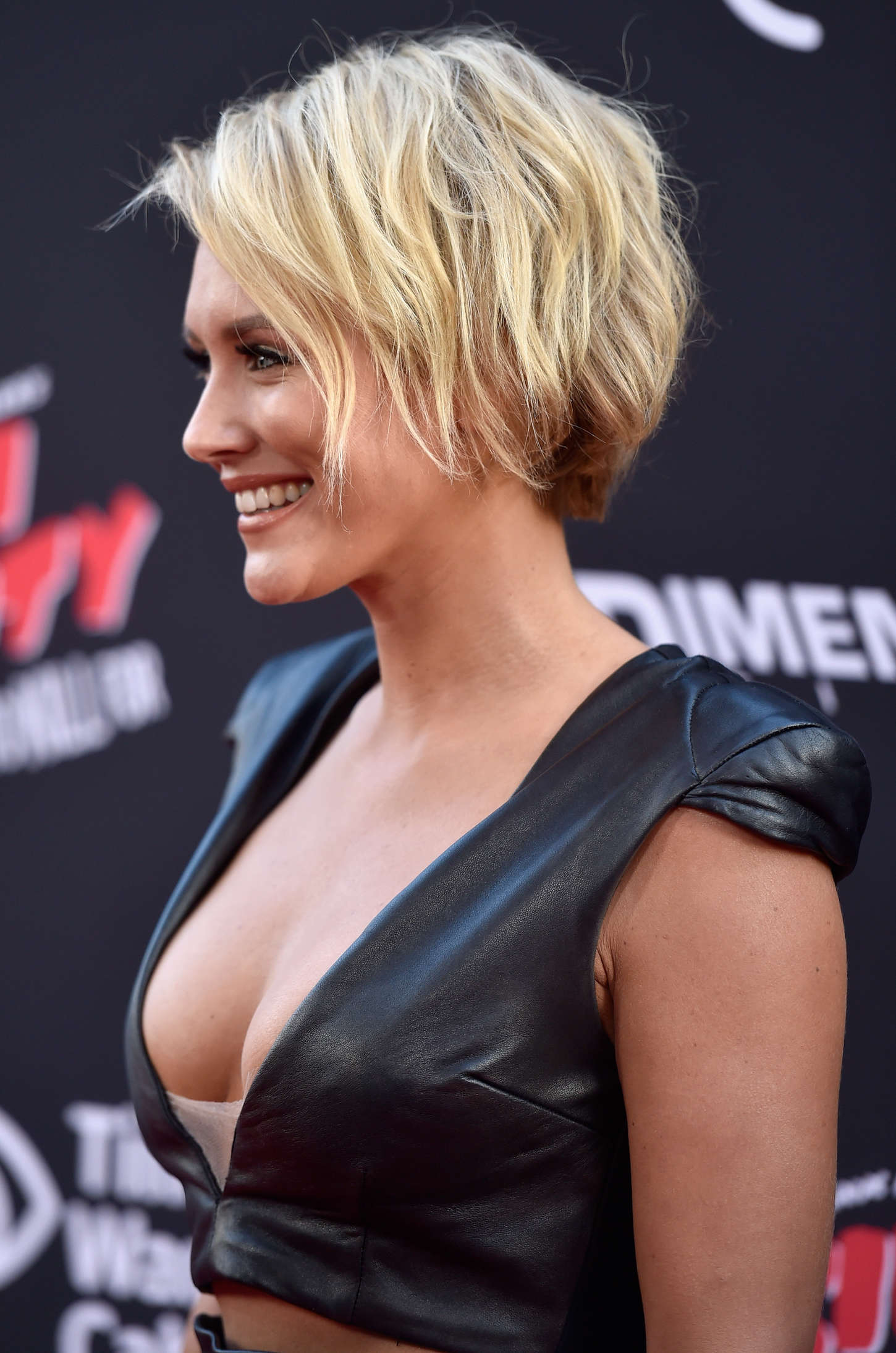 Nicky Whelan Sin City A Dame To Kill For La Premiere 09
