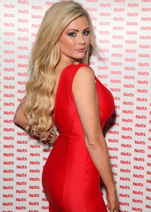 Nicola Mclean: Nuts 10th Anniversary Celebration -03