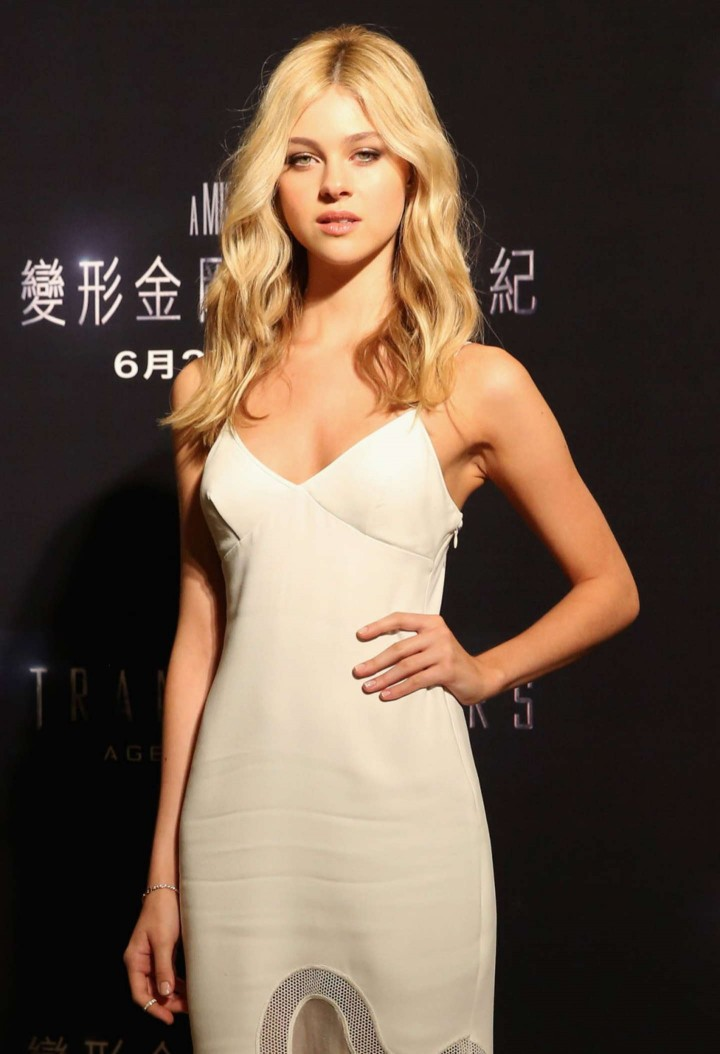 Nicola Peltz – Press Conference for Transformers Age of Extinction in Hong Kong