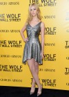 Nicola Peltz: The Wolf Of Wall Street premiere -12