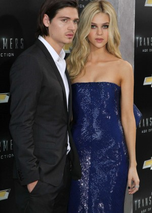 Nicola Peltz - Transformers Age of Extinction NY Premiere -01
