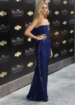 Nicola Peltz - Transformers Age of Extinction NY Premiere -13