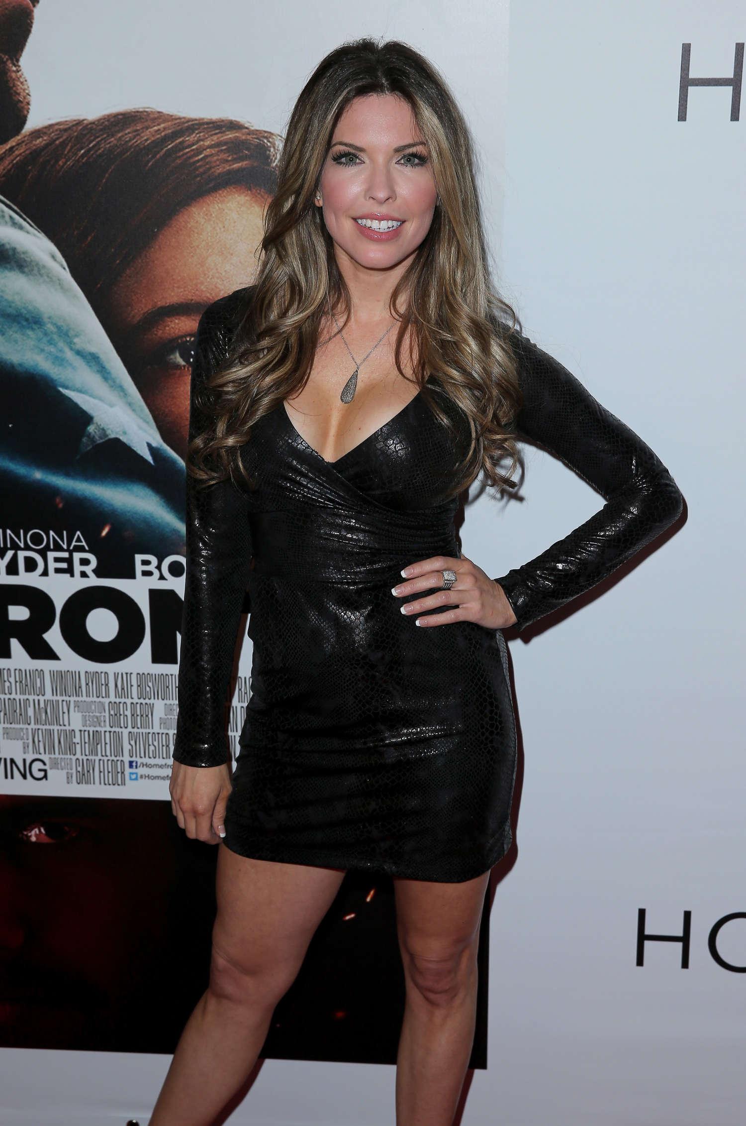 Nicole Andrews Quot Homefront Quot Premiere In Las Vegas Gotceleb