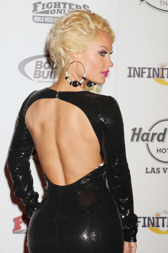 Back to FULL gallery Nicole Coco Austin – 2013 World Mixed Martial ...