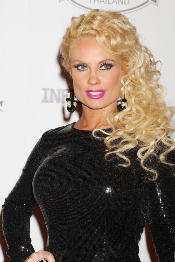 Back to post Nicole Coco Austin – 2013 World Mixed Martial Arts