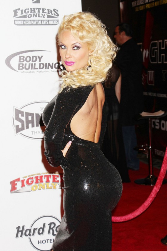 Back To Post Nicole Coco Austin     2013 World Mixed Martial Arts
