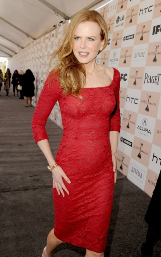 Nicole Kidman – 2011 Film Independent Spirit Awards