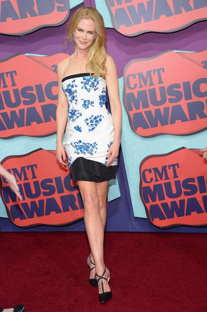 Nicole Kidman: 2014 CMT Music Awards Press Conference -03