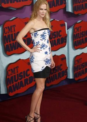 Nicole Kidman: 2014 CMT Music Awards Press Conference -04