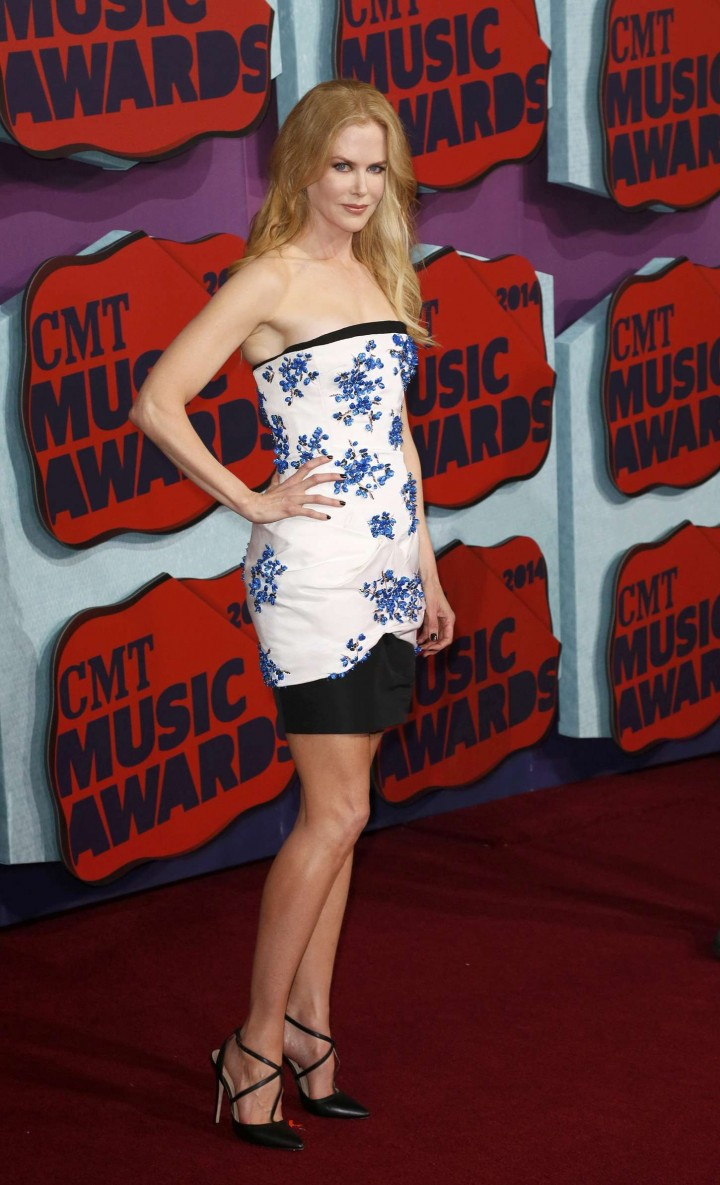 Nicole Kidman: 2014 CMT Music Awards Press Conference -04
