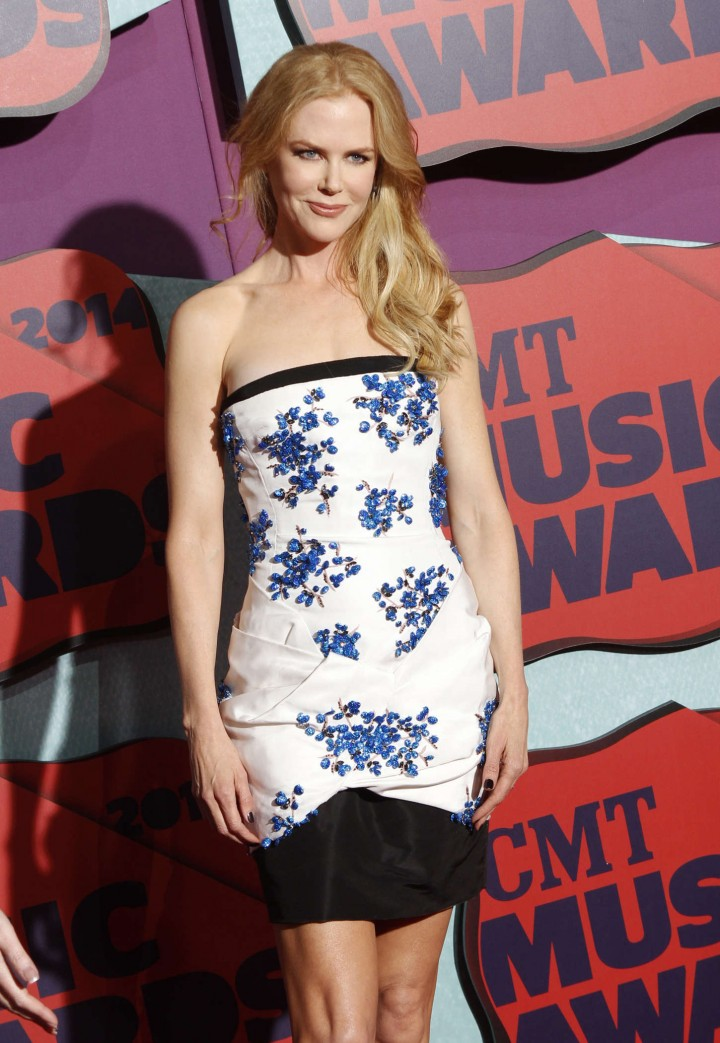 Nicole Kidman: 2014 CMT Music Awards Press Conference -05