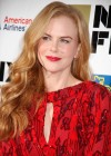 Nicole Kidman - In a red dress at 50th Annual New York Film Festival in NY