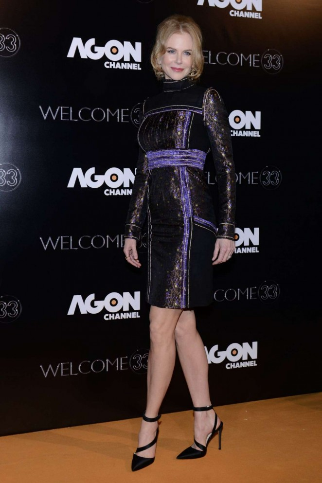 Nicole Kidman - Agon Channel Launch Party in Milan