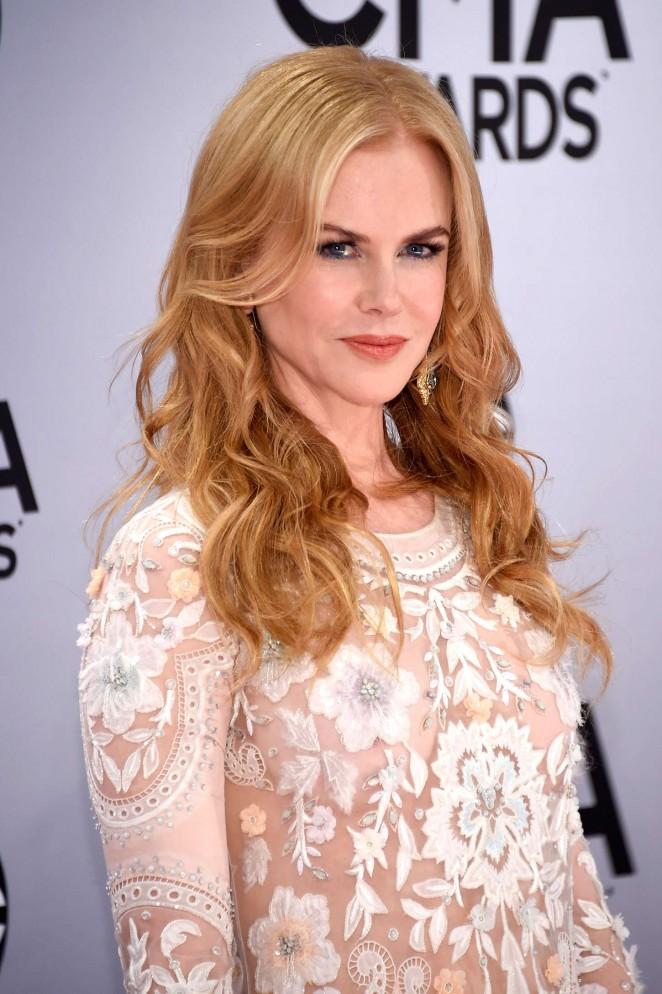 Nicole Kidman - 48th Annual CMA Awards in Nashville
