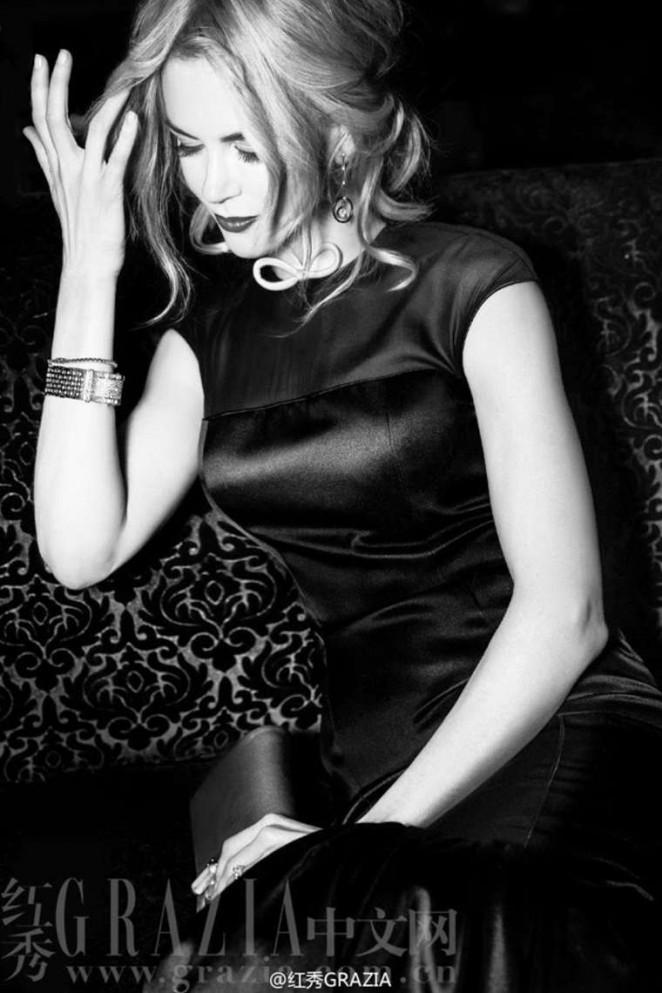 Nicole Kidman - Grazia Magazine China Magazine (December 2014)