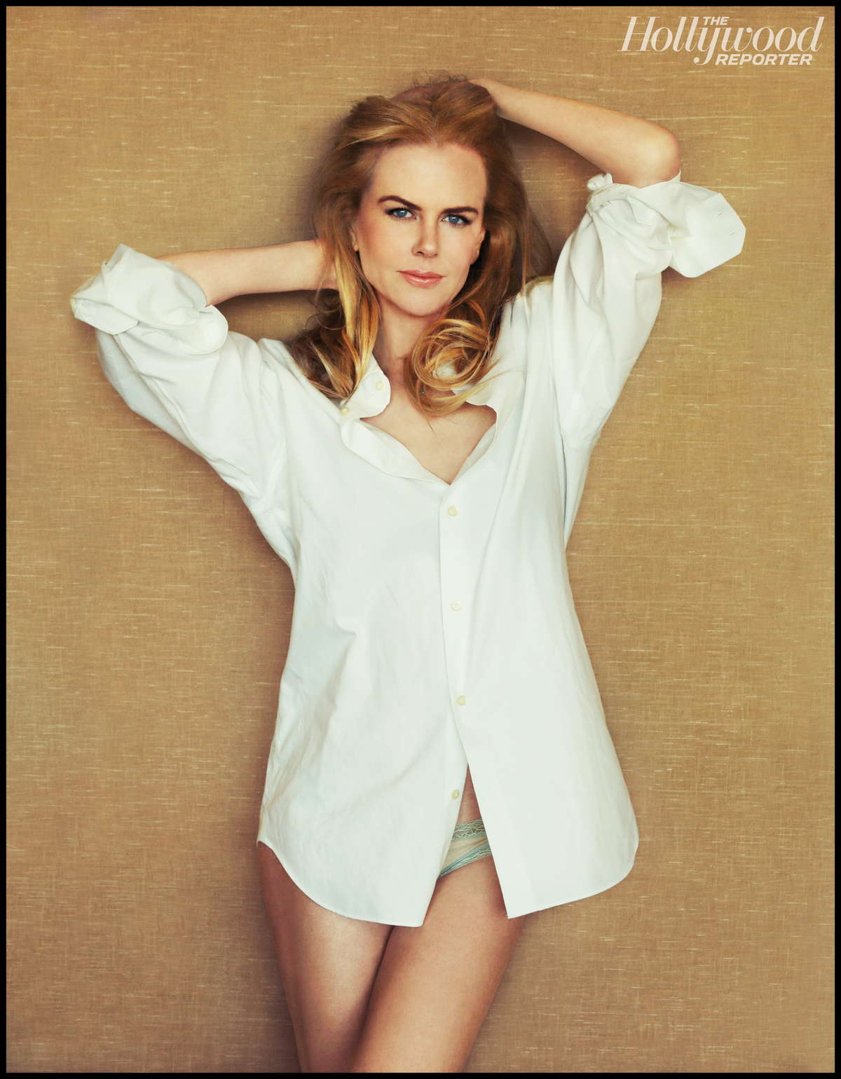 Nicole Kidman In Hot photoshoot for Hollywood Reporter 2013 Ruven Afandor