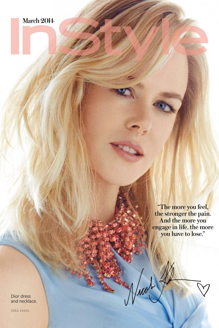 Nicole Kidman: InStyle 2014 -01