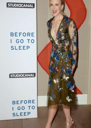 "Nicole Kidman - Screening ""Before I Go To Sleep"" in London"