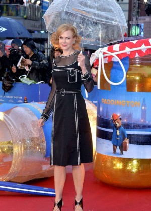 "Nicole Kidman - ""Paddington"" Premiere in London"
