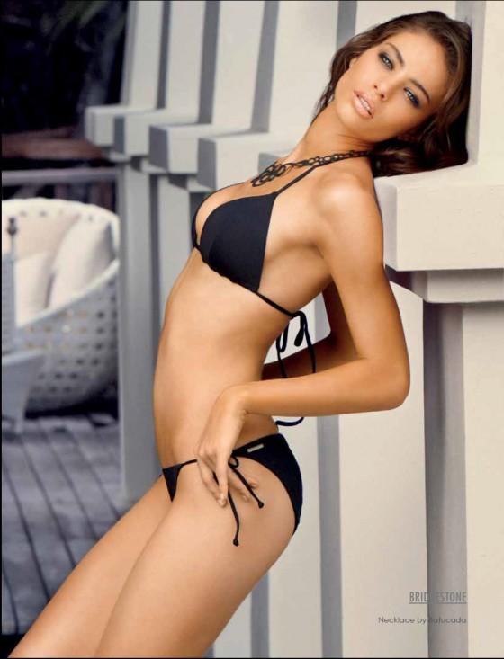Nicole Meyer – Swimsuit South African Magazine 2013