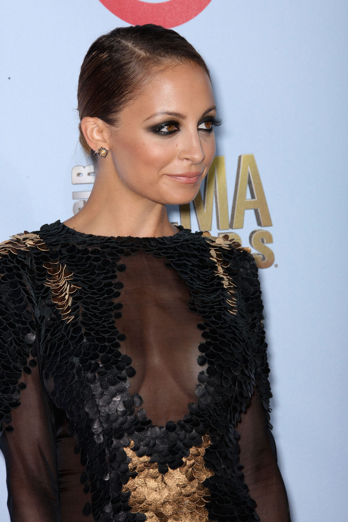 Nicole Richie at 2012 NCLR ALMA Awards