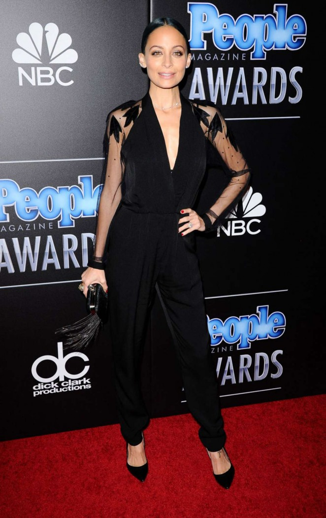 Nicole Richie - PEOPLE Magazine Awards 2014 in Beverly Hills