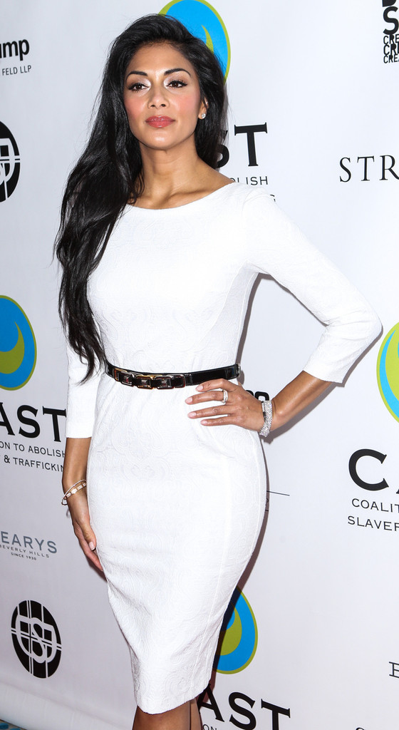 Nicole Scherzinger - From Slavery To Freedom event 2013 -03