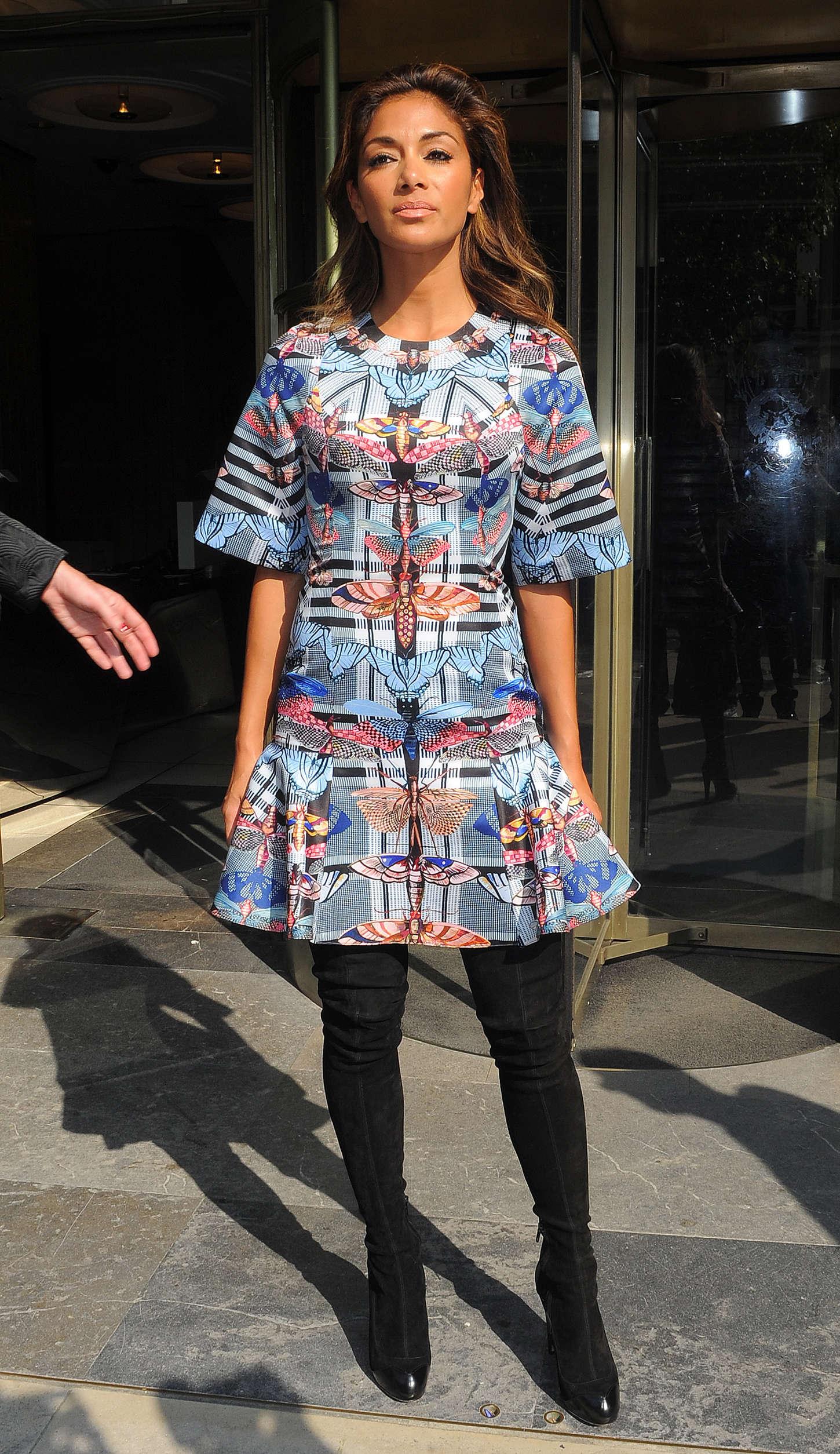 Alice Temperley Fashion Show
