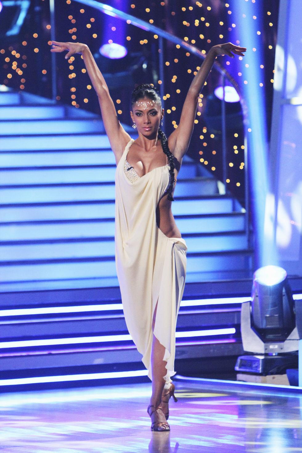 Nicole Scherzinger At Dancing With The Stars 06 Gotceleb