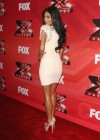 Nicole Scherzinger - Cleavy and leggy at X Factor Press Conference in LA-04